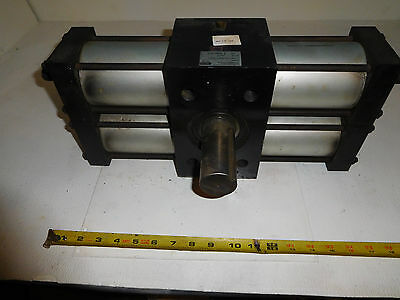 Parker PTR323-045-090-FP-AB23C Pneumatic Rotary Actuator 45/90 Degrees