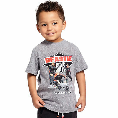 Beastie Boys Music Rock Band Toddler & Baby Boys Graphic T-Shirt