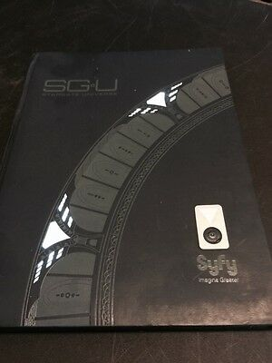 STARGATE  SGU   Press Promo Book