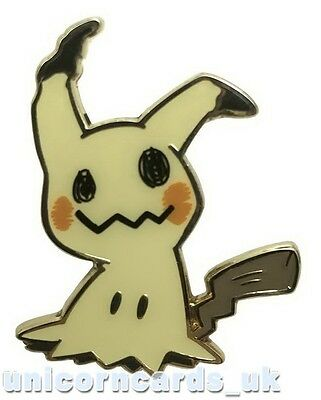 Pokemon TCG: Mimikyu Pin :: Official Pokemon Pin from Mimikyu Pin Collection Box