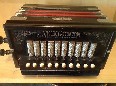 One Row Melodeon/button Accordion