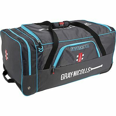 2017 Gray Nicolls Supernova 500 Wheelie Cricket Bag