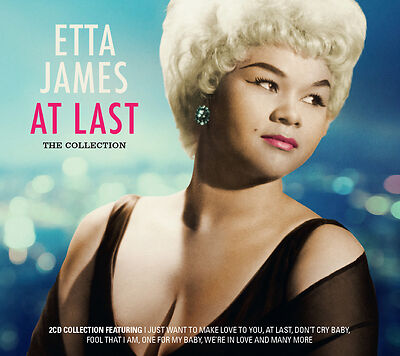 Etta James At Last: The Collection CD NEW