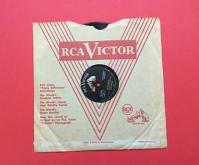 Elvis Presley-Decent Condition On This Original Rca 78 For Blue Suede Shoes