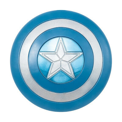 """24"""" Stealth Captain America Adult Costume Shield"""