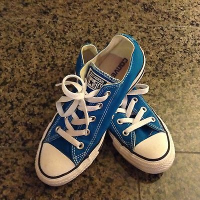 Converse Chuck Taylor All Star Shoes Turquoise 4 Mens 6 Women's