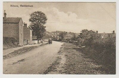 Cambridgeshire postcard - Hillrow, Haddenham