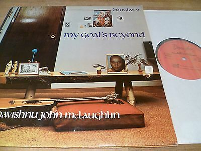 LP,  Mahavishnu John McLaughlin, My Goal´s Beyond, 70´s Press, FOC, EX