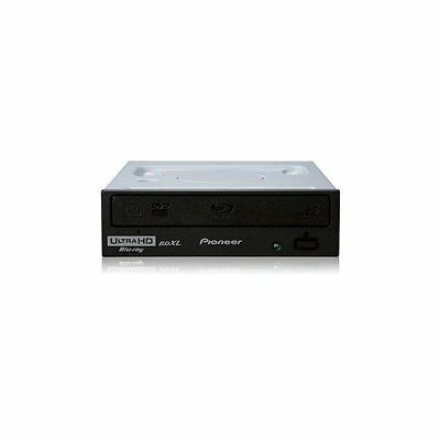 Pioneer BDR-211UBK Internal BD/DVD/CD Writer Supporting Ultra HD Blu-Ray Drive