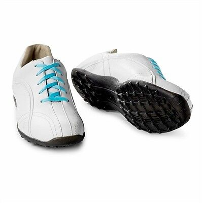 NEW FootJoy Casual Collection Women's Golf Shoes - White - Size 7 Medium #97700