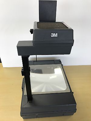 3m 2000 AG Portable Overhead Projector Transparency With Foldable Briefcase