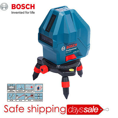New Bosch GLL3-15X Professional 3-Point Self-Levelling Lasers Upgraded from