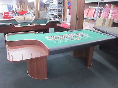 Seconds - Floor Stock Professional Roulette  Table With Laminate Issue
