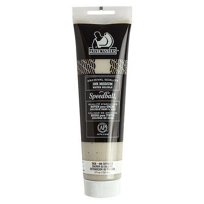 Speedball : Printmasters Relief Ink Medium : 150ml : Extender