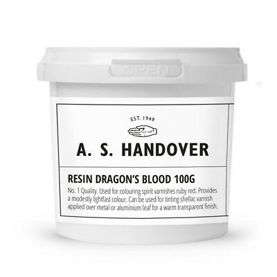 Handover : Resin Dragon's Blood Powder : No.1 Quality