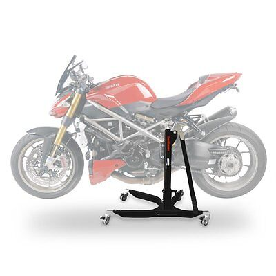 Motorrad Lift ConStands Power BM Ducati Streetfighter 09-13 Zentrallift