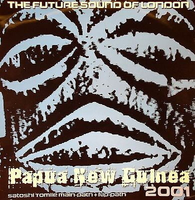 "FUTURE SOUND OF LONDON, The - Papua New Guinea 2001 - Vinyl (2nd 12"")"