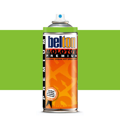 Molotow : Belton Premium Spray Paint : 400ml : Grasshopper 153