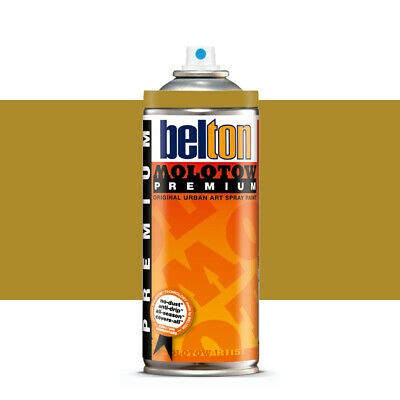 Molotow : Belton Premium Spray Paint : 400ml : Khaki 183 : By Road Parcel Only