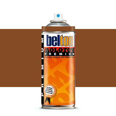 Molotow : Belton Premium Spray Paint : 400ml : Beige Brown 194 : By Road Parcel