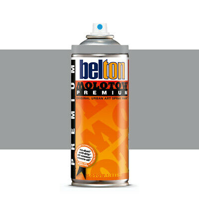 Molotow : Belton Premium Spray Paint : 400ml : Grey Blue Middle 226 : By Road Pa