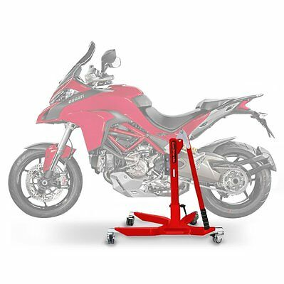 Motorrad Lift ConStands Power RB Ducati Multistrada 1200 15-17 Zentrallift
