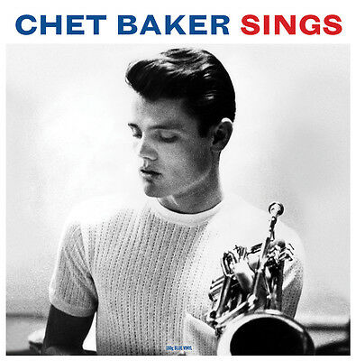 Chet Baker - Sings (180g Blue Vinyl LP) NEW/SEALED