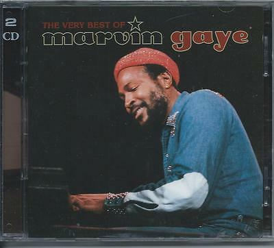 Marvin Gaye - The Very Best Of - Greatest Hits 2CD NEW/SEALED