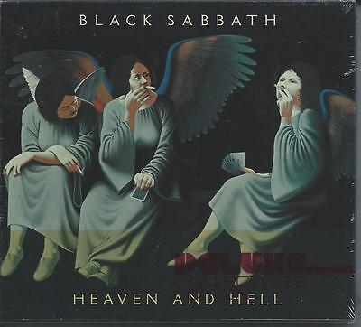 Black Sabbath - Heaven and Hell - Deluxe Collector's Edition (2CD) NEW/SEALED
