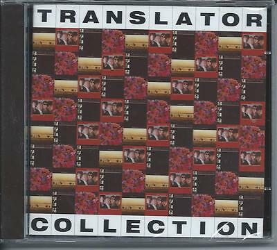 Translator - Collection [The Best Of / Greatest Hits] 2CD NEW/SEALED