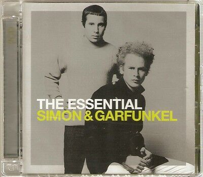 Simon & Garfunkel - The Essential [Best Of / Greatest Hits] 2CD NEW/SEALED