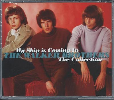 The Walker Brothers - My Ship...The Collection - Best Of / Greatest Hits 2CD NEW