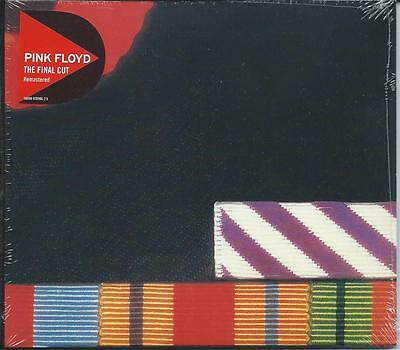 Pink Floyd - The Final Cut (CD 2011) NEW/SEALED