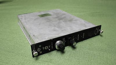 Harshaw NIM HV power supply NV-32A