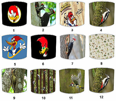 Woody Woodpecker Lampshades Ideal To Match Woodpecker Cushions Woodpecker Duvets