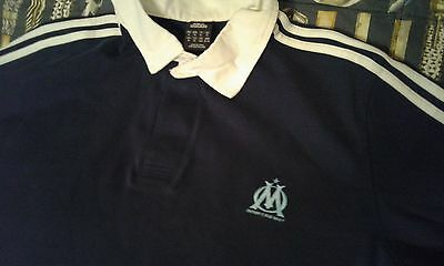 Polo maillot sweater adidas olympique marseille XL