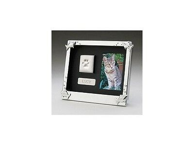 Arthur Court SILVERPLATED CAT KEEPSAKE FRAME - NEW