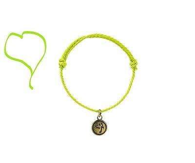 Zumba Love Bracelet w Charm - Hard to find - From Convention!  New in Package