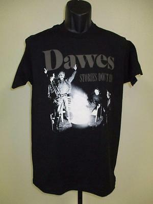New Dawes Stories Don't End Tour 2013 Mens Adult Sizes S-M concert band T-Shirt