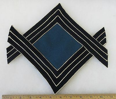 PAIR of ORIGINAL INDIAN WARS Vintage US ARMY INFANTRY SERGEANT CHEVRON PATCHES