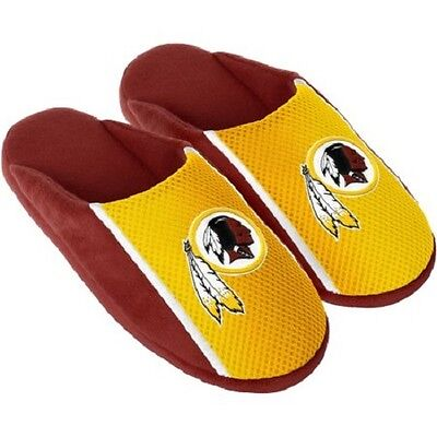 649beb15 Pair Washington Redskins Jersey Slide Slippers Team Color House shoe JRS16  Style