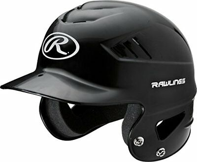 Rawlings T-Ball RCFTB-B 6 1/4 - 6 7/8 Black Batting Helmet