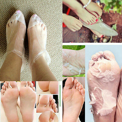 Exfoliating Peel Foot Mask Baby Soft Feet Remove Callus Hard Dead Skin