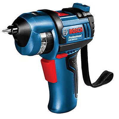 [Brand new] Bosch GSR BitDrive Professional Cordless Screwdriver 12 bit included