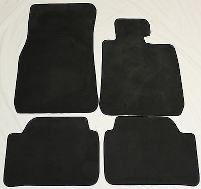 New Genuine Bmw 1 Series F20 F21 Velour Mats Mat Set 2012-2017 New 51477332319