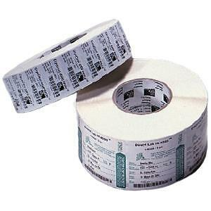 NEW! Zebra Z-Select 2000D Thermal Label Permanent Adhesive 57.15 Mm Width X 31.7