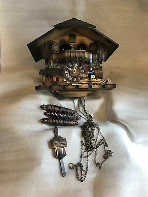 Musical Cuckoo Clock - Made In West Germany