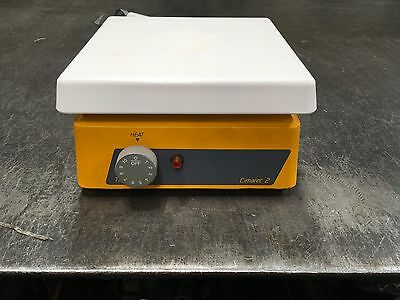 "Barnstead Thermolyne Cimarec 2 Hot Plate HP46825 7"" x 7"""