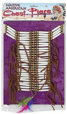 Native American Chest Piece Costume Jewelry Accessory