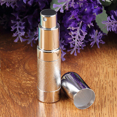 6ml Easy Refill Perfume Atomiser Aftershave Travel Spray Miniature Bottle HT